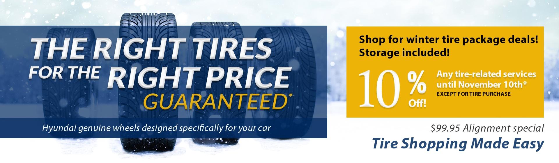 Best Tire Deals Kitchener Hyundai