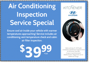 Air Conditioning Inspection Service Special
