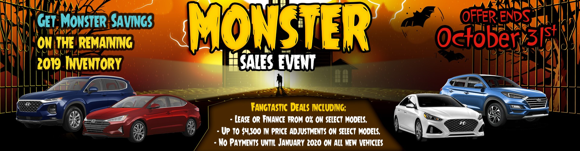 Monster-Sales-Event